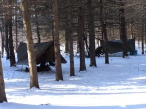 Blog: Winter brings a chance to rediscover camping