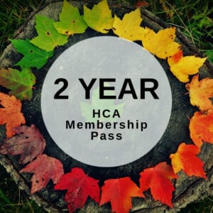 SENIOR TWO YEAR – HCA Membership Pass