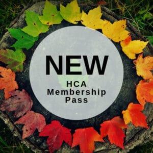 NEW – HCA Membership Pass