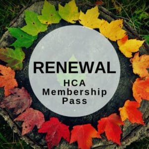 RENEWAL – HCA Membership Pass
