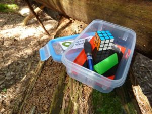 Blog: Geocaching for Geography Awareness Week