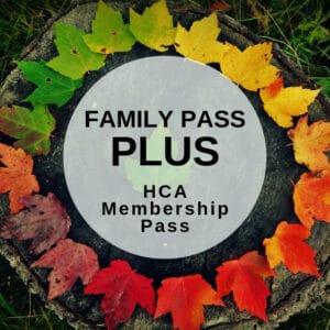 Family Pass Plus – HCA Membership Pass