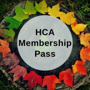 HCA Membership Pass