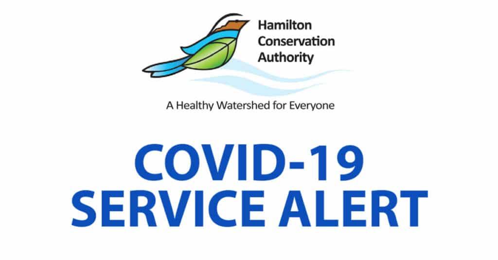 COVID alert