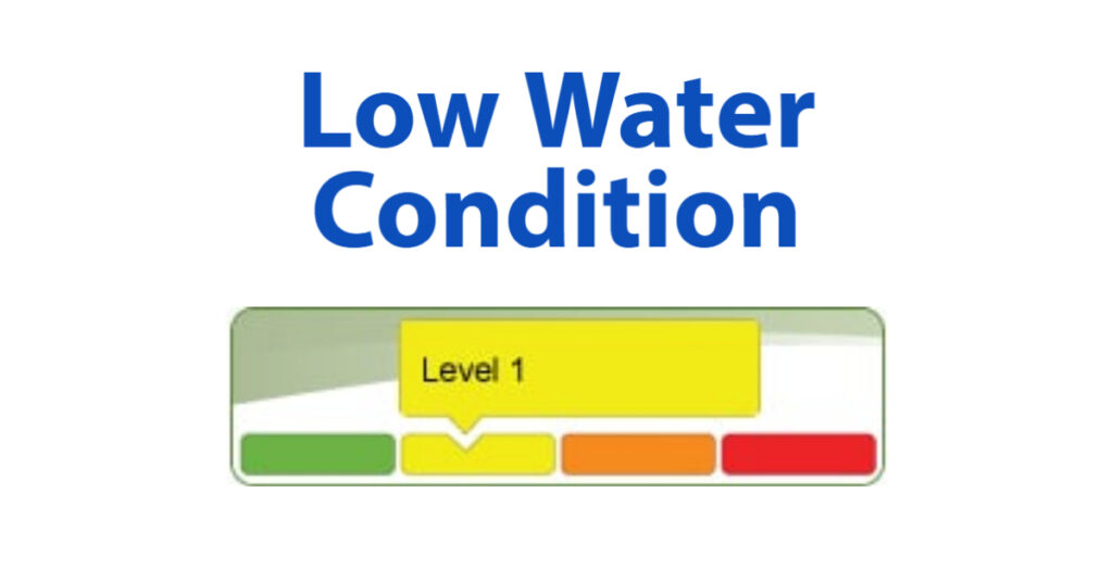 Low Water